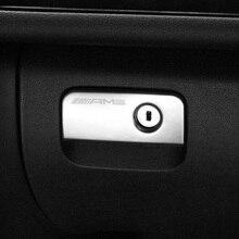 Для Mercedes benz R300 R320 R350 R400 W251 интерьер перчатки крышку коробки центральной консоли наложения ободок декоративный Молдинг