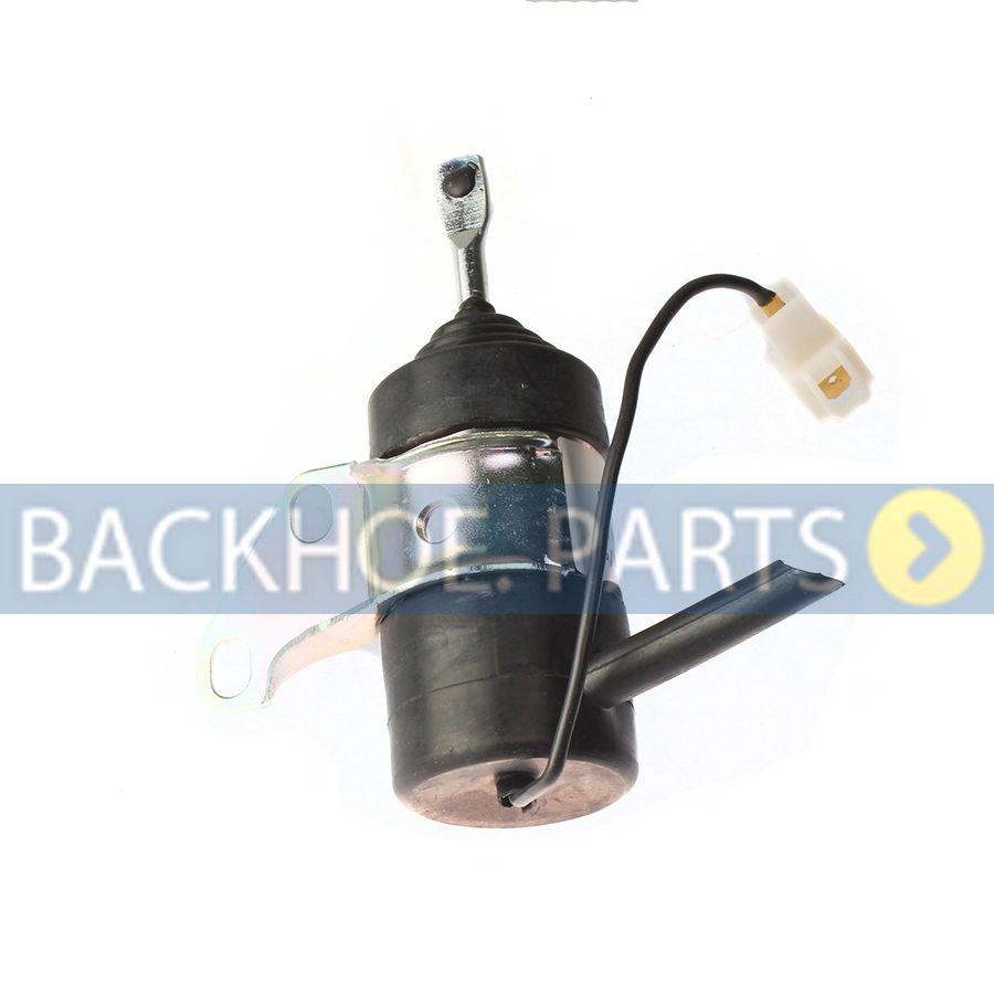 US $55 0 |Fuel Solenoid 6670776 for Bobcat 316 319 320 321 322 323 324 453  463 E14 E16 MT50 MT52 MT55-in Valves & Parts from Automobiles & Motorcycles