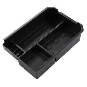 Image 1 - Compartimento de reposabrazos para coche almacenamiento secundario, guantera Central, soporte para teléfono, bandeja contenedor para Toyota RAV4 RAV 4 2013 2014 2015 2016