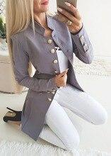 2019 New Brand Women Trench Coat Long Windbreaker
