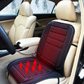 Car Styling Heated Seat Cushion Cover Auto 12V Heating Heater Warmer Pad Winter Seat Cover Temperature Control