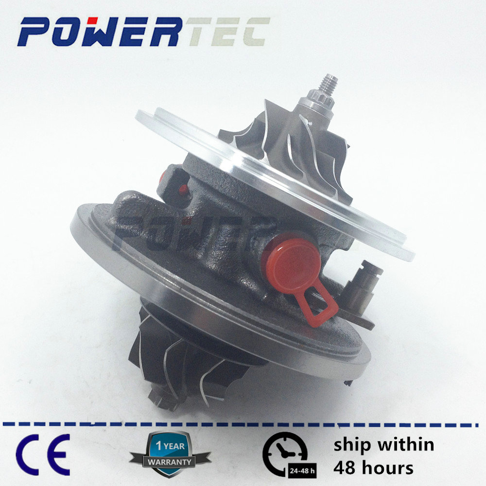 POWERTEC GT1749V turbo charger core assy CHRA for Volkswagen Bora Golf IV Sharan Beetle 1.9 TDI - 722730 / 038253016N