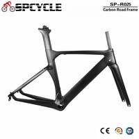 Spcycle аэро карбоновая рама для шоссейного велосипеда BB386 прямое Крепление Тормозная рама для шоссейного велосипеда T1000 карбоновая рама для г...