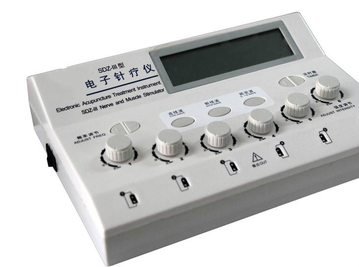 SDZ III Hwato Low-Freqency 6Channels Electric Acupuncture Stimulator Sleep Help Electronic Pulse Massager fo Cellulite Reduction hwato sdz ii treatment instrument electronic acupuncture stimulator machine