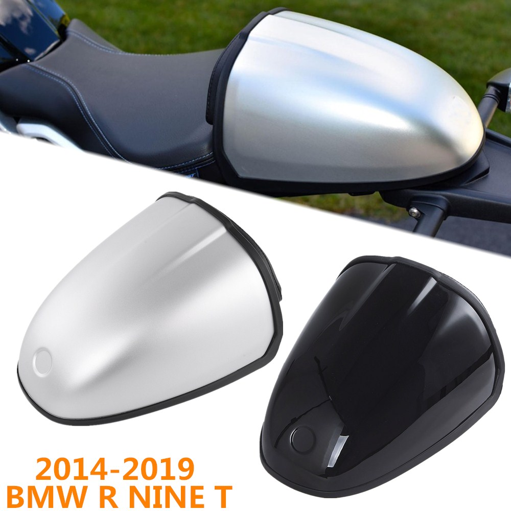 RNineT Accessories Rear Pillion Seat Cowl Swingarm Hump Cover Cowl Box For 2014-2019 BMW R Nine T R9T Racer 2015 2016 2017 2018