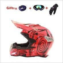 Motorcycle Adult Motocross Helmet ATV Motocross Downhill MTB DH Racing Helmet