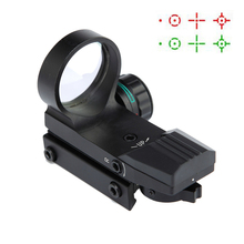 Red Dot Sight 22mm Mount Hunting Rifkescope Airsoft Air Guns Rifle Scope Tactica