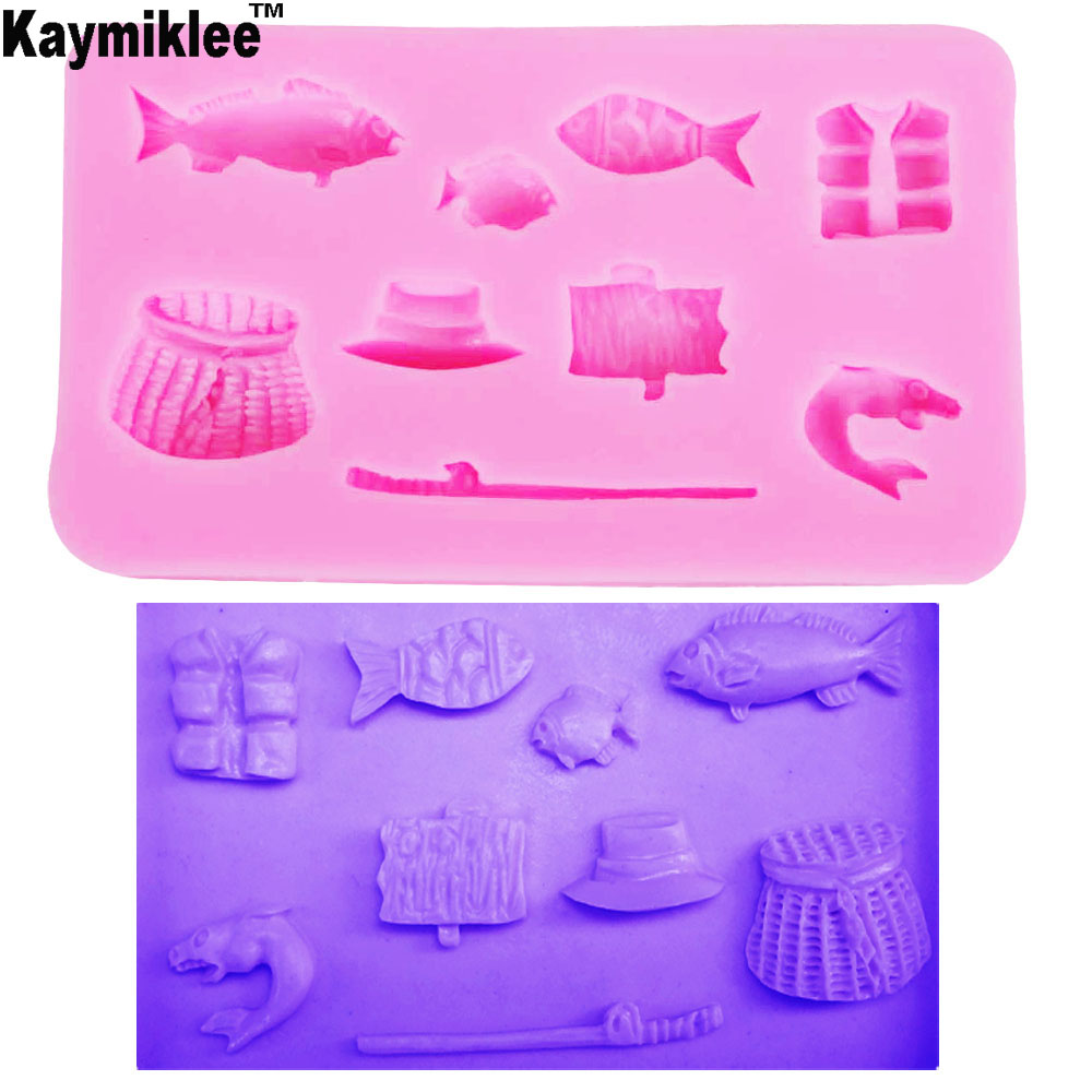 Buy silicone molds fishing and get free shipping on AliExpress com