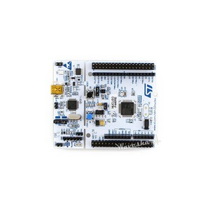 Image 3 - ST Original NUCLEO F446RE STM32 Nucleo Board con STM32F446RET6 MCU, para F4 Series,Embedded Foftware LQFP64 Package