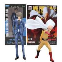 One Punch homme DXF Genos Saitama PVC Figure à collectionner modèle jouet 20 cm/23 cm