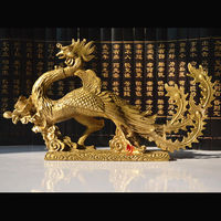 Phoenix Phoenix crafts decoration feng shui ornaments