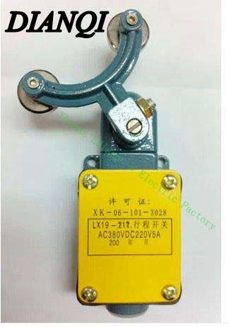 LX19 LX19-212 5A AC380V DC220V Limit Switch elevator switch ...