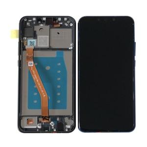 """Image 5 - Ban Đầu Axisinternational 6.3 """"Cho Huawei Nova 3i P Thông Minh + (P Smart Plus) INE LX1 L21 Màn Hình Hiển Thị LCD Khung Màn Hình Cảm Ứng Bộ Số Hóa"""