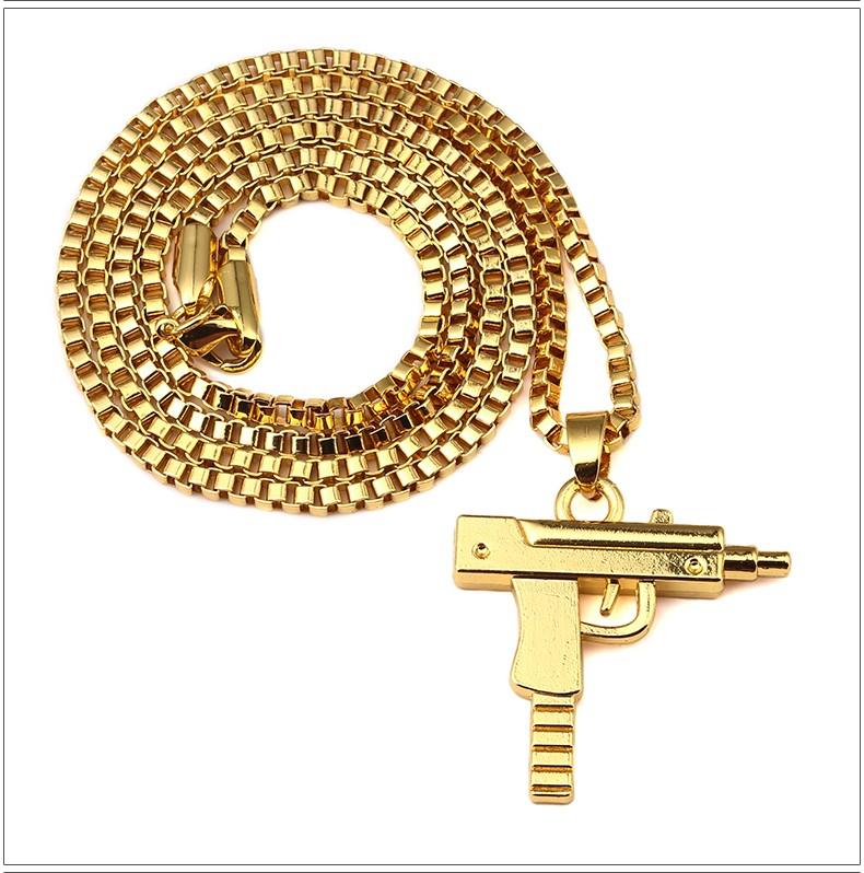 Hip hop necklace 04