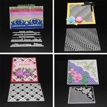 2019 new color multilateral modeling die cutting metal mold making DIY scrapbook album decorative embossing