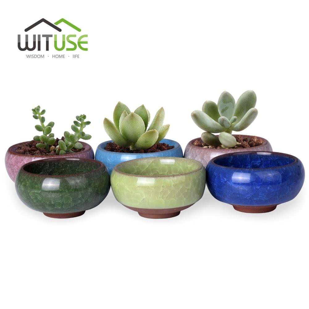 2 5 1 3 flower pot china ice crack style ceramic for 6 ceramic flower pots