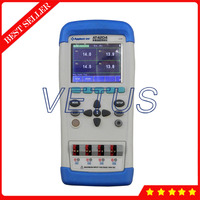 AT4204 Handheld Multi-Channel Meter Temperatura Data Logger CON J/K/T/E/S/N/B usb temperatura data logger