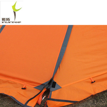 Camping tent 2 person 3 Beach Tourist tents 4 seasons waterproof outdoor recreat fishing camping equipment Snow skirt FLYTOP