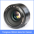 YONGNUO YN 50mm F1.8 Lens Large Aperture Auto Focus Lens YN 50 YN50 for Canon EOS DSLR Cameras IN STOCK + free shipping