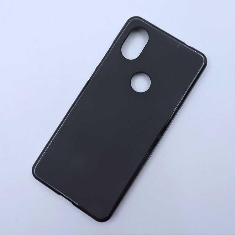 ل WIKO View2 الهاتف السيليكون غطاء حقيبة كابا ، ل Wiko الرؤية 2 لينة TPU كامل واقية حالة عودة الحرس قذيفة