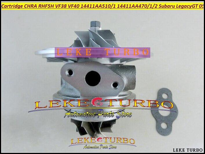 Turbo Cartridge CHRA Core RHF5H VF40 VF38 14411-AA510 14411AA511 14411 AA510 14411AA51A 14411AA471 14411AA472 VA430083 VB430083