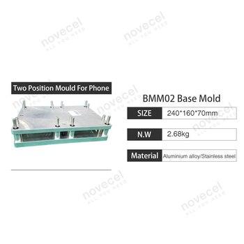 Novecel BMM03 Universal Tablet Base Para IPad Air 2 Para IPad 6 Mini 4 Pro 9,7 De Vidrio 10,5 OCA Pantalla LCD LAMINADOR DE REPARACIÓN YMJ BM11