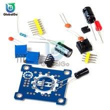 NE555 Pulse Generator Starter Module DIY Kit Adjustable Duty Cycle Frequency Oscillator Square Wave Signal Generator diy 555 multi wave signal generator circuit kit