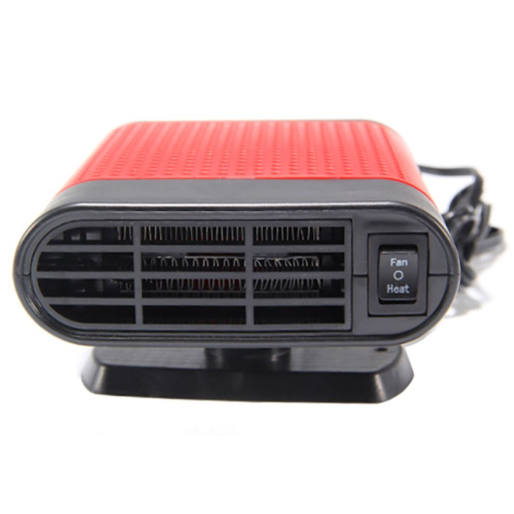 Portable Car Heater 12V High Power Automobile Windscreen Heater Fast Heating Fan Defroster For Easy Snow Removal