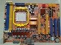 Бесплатная доставка 100% оригинал материнская плата для SOYO SY-A77M3-GR DDR2/DDR3 AM2/AM2 +/AM3 Настольных Материнских Плат