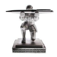1 шт./упак. средневековый классные рыцарские-до уровня колен, ручка держатель подставка подарок настольное украшение Броня статуя солдата статуя для офиса постав