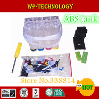 CISS kits , CIS DIY package with all accessories , with T8 T12 suction tools ,ABS tank .ciss for canon ,for HP