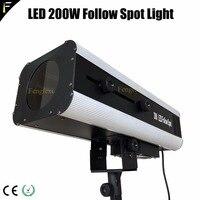 Professional светодио дный LED Follow Spot 200 Вт Followspot сходящийся луч лампы для свадьбы