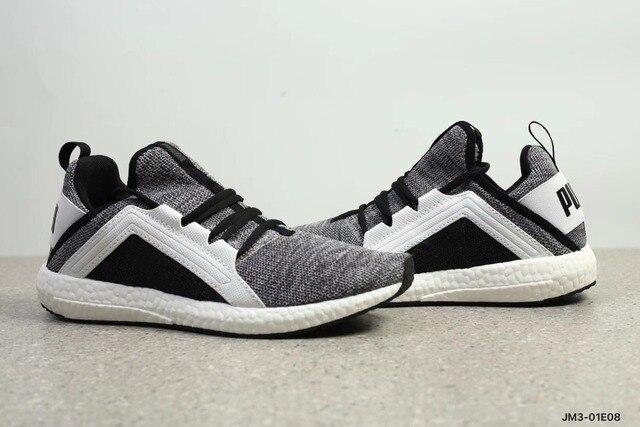 f6a3fe3da24 2018 Original New Arrival PUMA IGNITE Limitless Boost Men s shoes  Breathable Badminton Shoes Sneakers size40-44