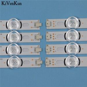 "Image 4 - מנורות LED תאורה אחורית רצועת עבור LG 39LN5757 39LN5758 39LN575R 39LN575S  ZE טלוויזיה אור ברים ערכת LED להקת POLA2.0 39 ""A B סוג"