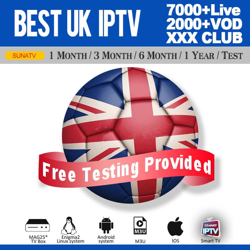pro IPTV Subscription arabic europe french italian polish