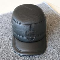 Genuine Leather Men Baseball Cap Hat High Quality Men S Real Leather Adult Solid Adjustable Hats