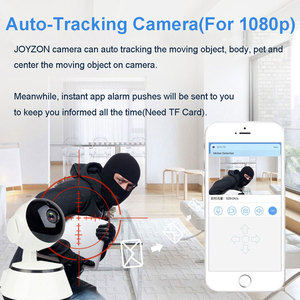Image 4 - Najnowszy 1080P aparat IP HD WiFi bezprzewodowy automatyczne śledzenie niania elektroniczna Baby Monitor Night Vision bezpieczeństwo w domu kamery monitoringu CCTV sieci Mini kamera