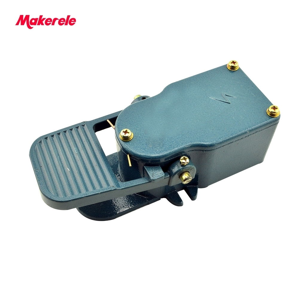 high quality sewing machine foot pedal switch MKLT-5 hot sell free shipping electrical momentary industrial factory direct