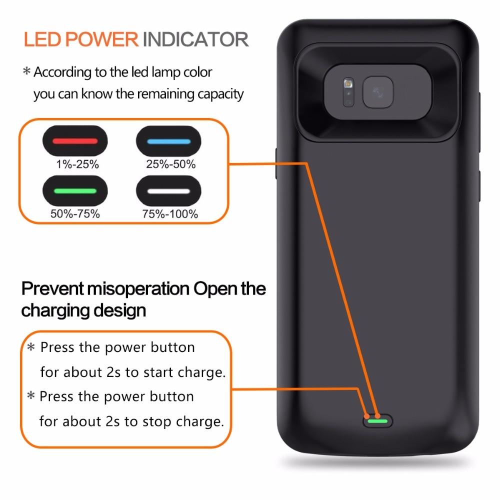 samsung s8 power bank case