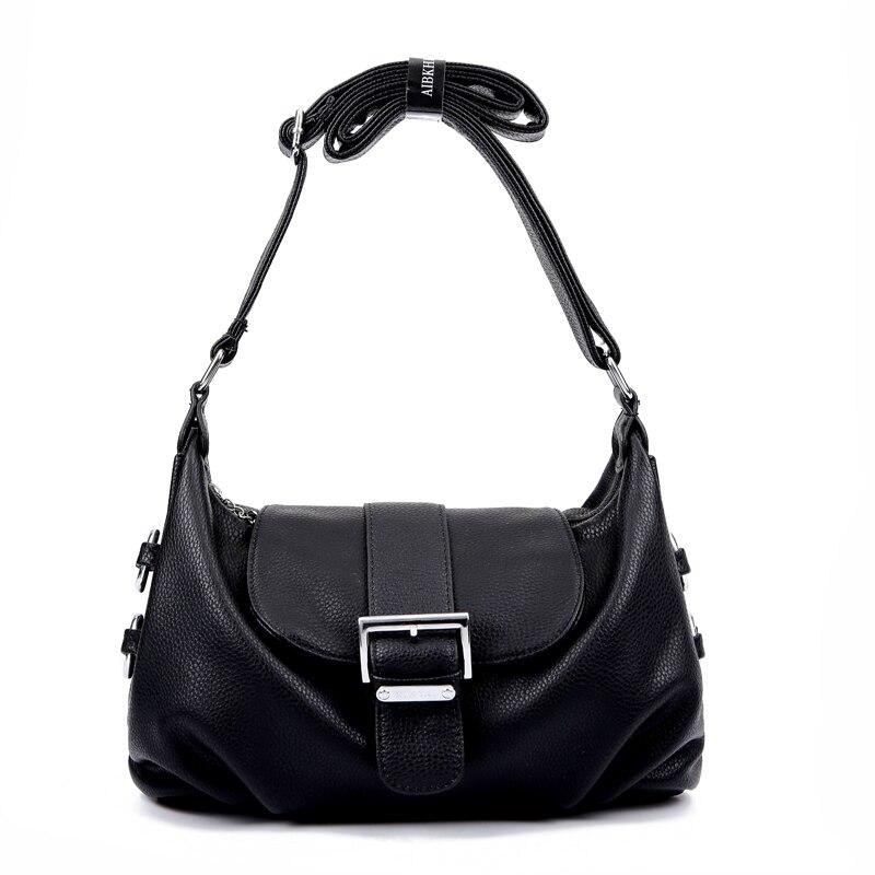 Hot Sale 2017 Fashion Genuine Leather Women's Messenger Bags Ladies Handbag Crossbody Small Bag Women Shoulder Bags High Quality стоимость
