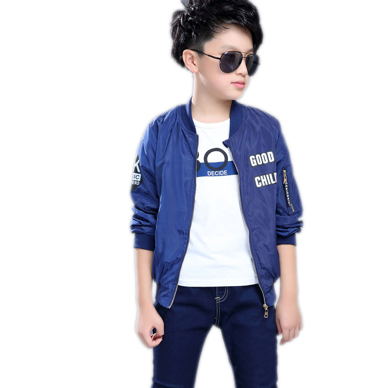 toddler boys clothes 2018 new autumn baby boy jackets letter printed kids clothes boys windbreaker jackets children outwear