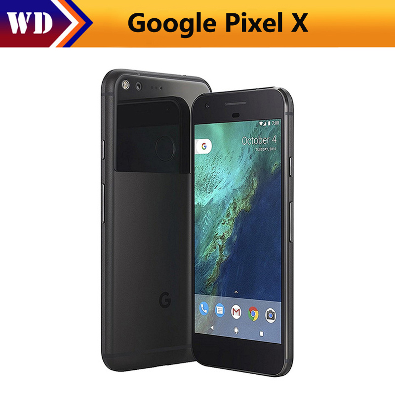 Automobiles Search For Flights Unlocked Original Cell Phone Google Pixel X 5.0 Inch Screen 4g Lte 4gb Ram 32gb/128gb Rom Limpid In Sight