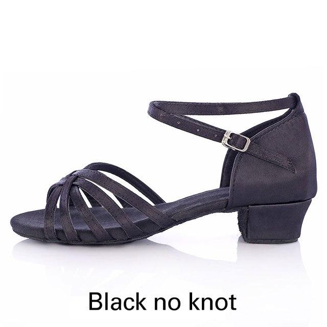 00e49b98e Товар KULLA Ballroom Salsa Tango Latin Dance Shoes Children Low ...