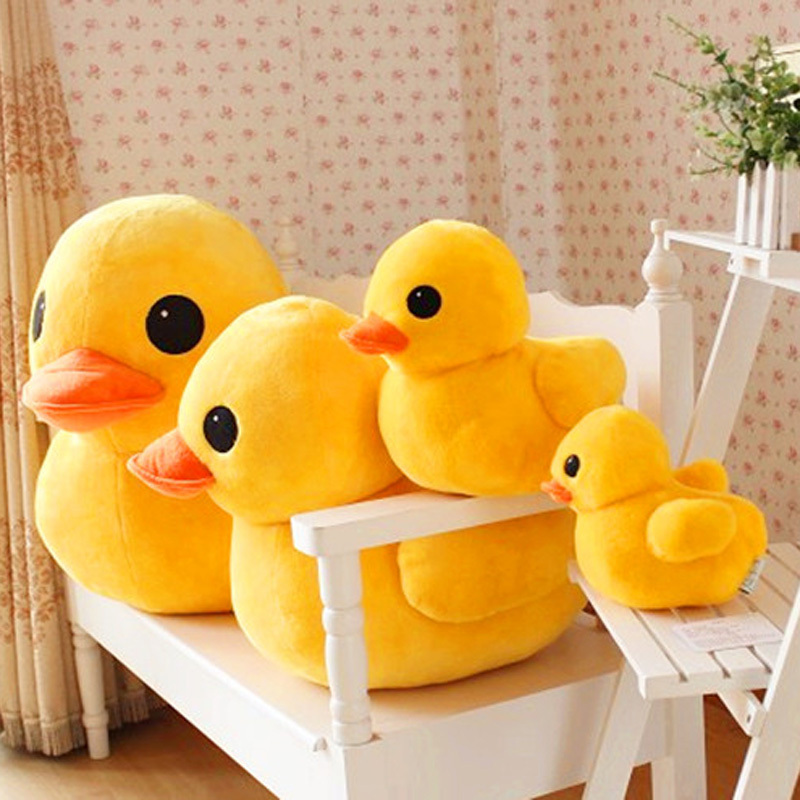 Aliexpress buy rubber duck 30cm40cm big plush toy gift aliexpress buy rubber duck 30cm40cm big plush toy gift birthday gift novelty doll male baby child girls big yellow duck from reliable gifts sports negle Choice Image