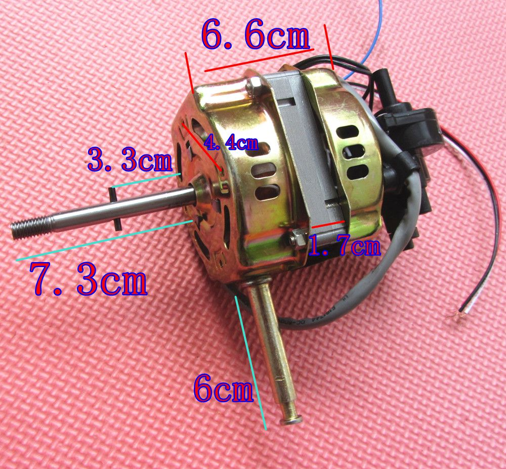 Free Shipping Electric Motors Fan Stand Table Shook His Head Circuit Motor Accessories 45w 60w Universal 220v On Alibaba Group