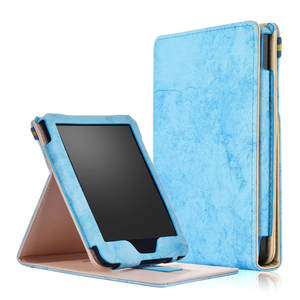 Protective Case For Kobo Clara HD 6 Auto Wake Sleep Flip Leather Stand Case