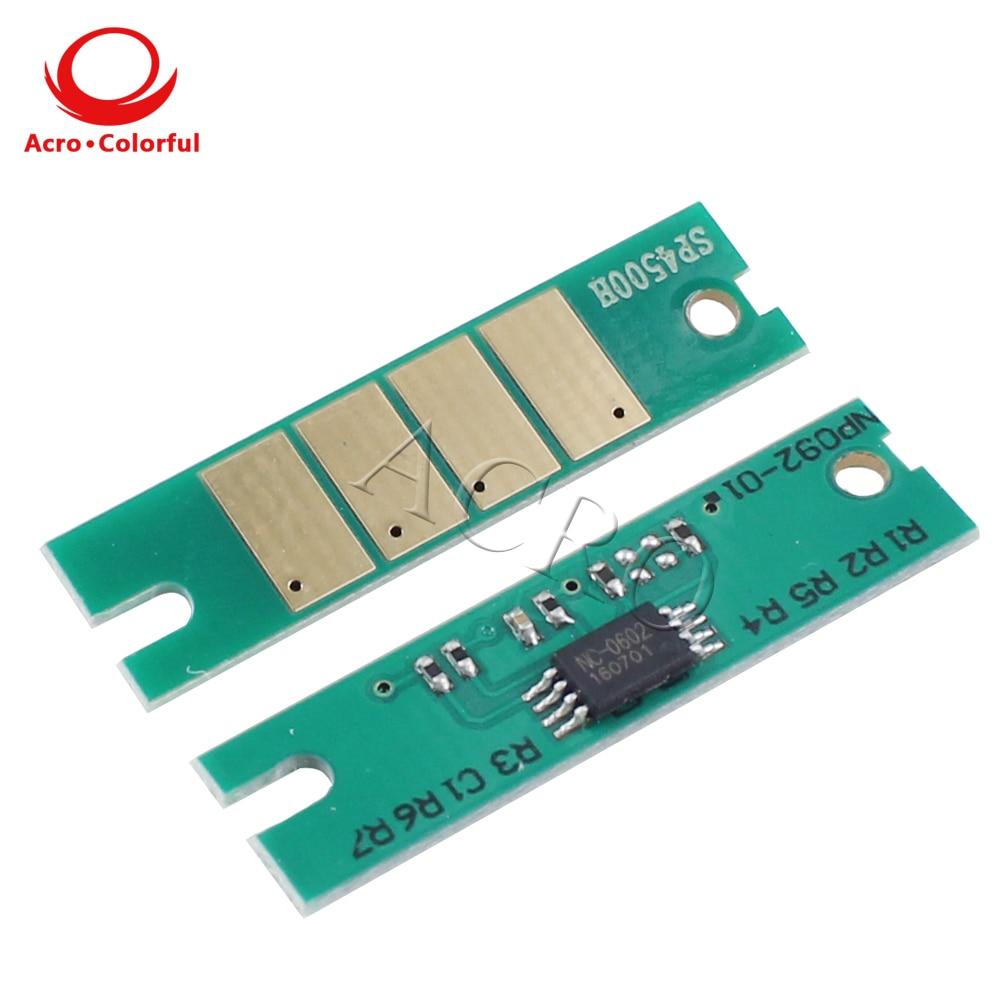3.5 K chip de redefinição de Toner para Ricoh SP SP 325 SFNW 325DNW cartucho de impressora a laser