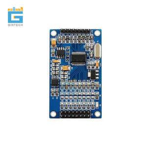 Image 1 - ADS1256 24 Bit 8 Channel ADC AD Module High Precision ADC Acquisition Data Acquisition Card