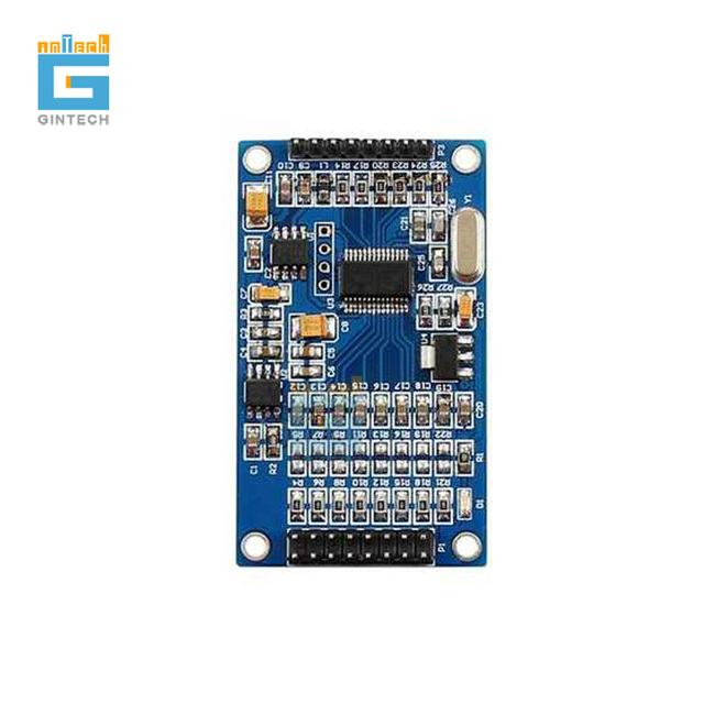 ADS1256 24 Bit 8 Channel ADC AD Module High Precision ADC Acquisition Data Acquisition Card
