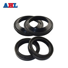 41 54 11 Motorcycle Front Fork Damper Oil Seal Dust Seals For BMW F650GS F650CS F650ST G650GS K75RT K75S R100R R100R R100(China)